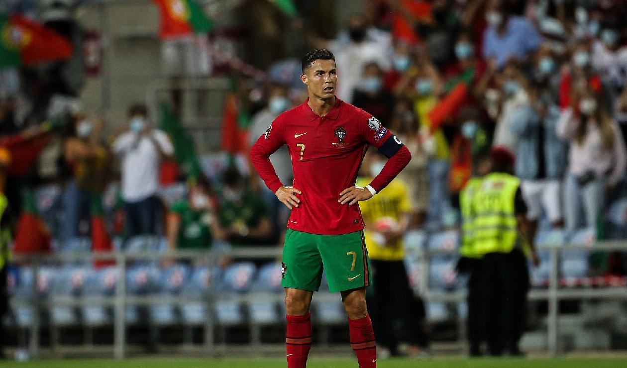 Cristiano Ronaldo - 2021