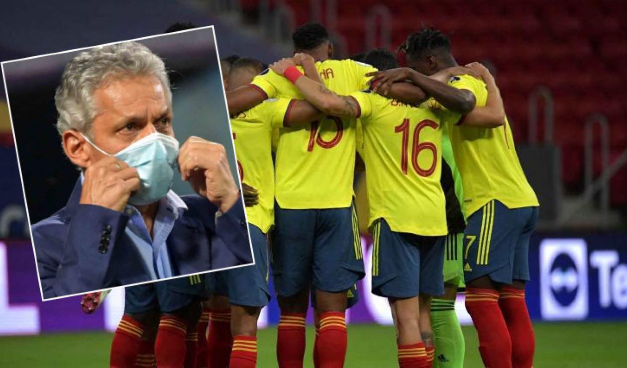 Selección Colombia hoy, Reinaldo Rueda, Eliminatorias Sudamericanas