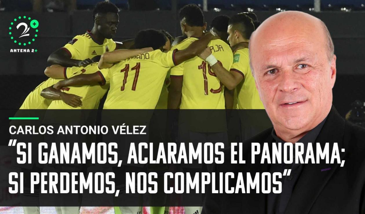 Palabras Mayores 9 de septiembre de 2021, Carlos Antonio Vélez hoy