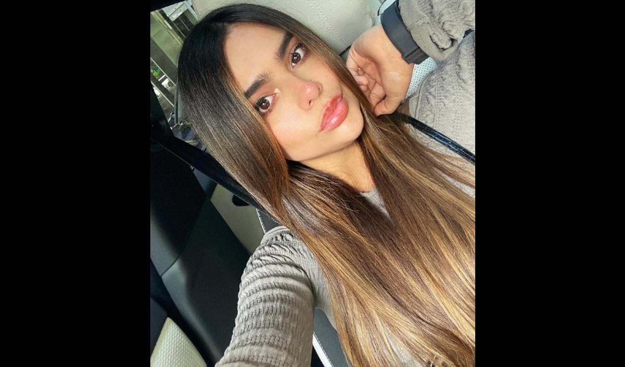 Juana Valentina, hermana menor de James Rodríguez