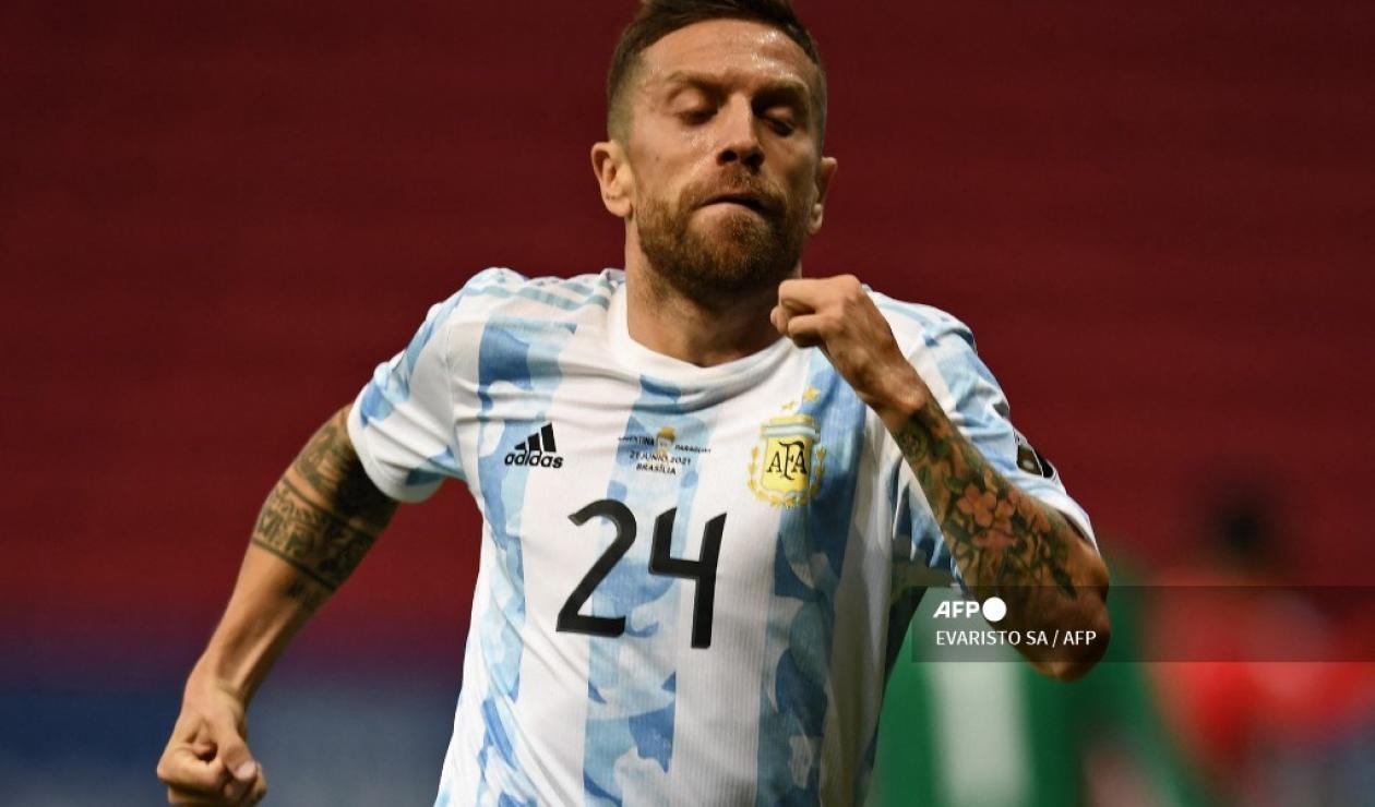 Alejandro Gómez, jugador argentino 2021