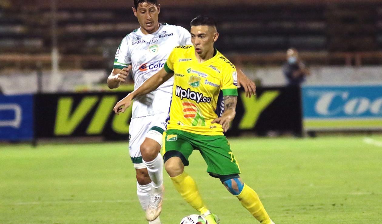 Atlético Huila vs La Equidad 2021-II