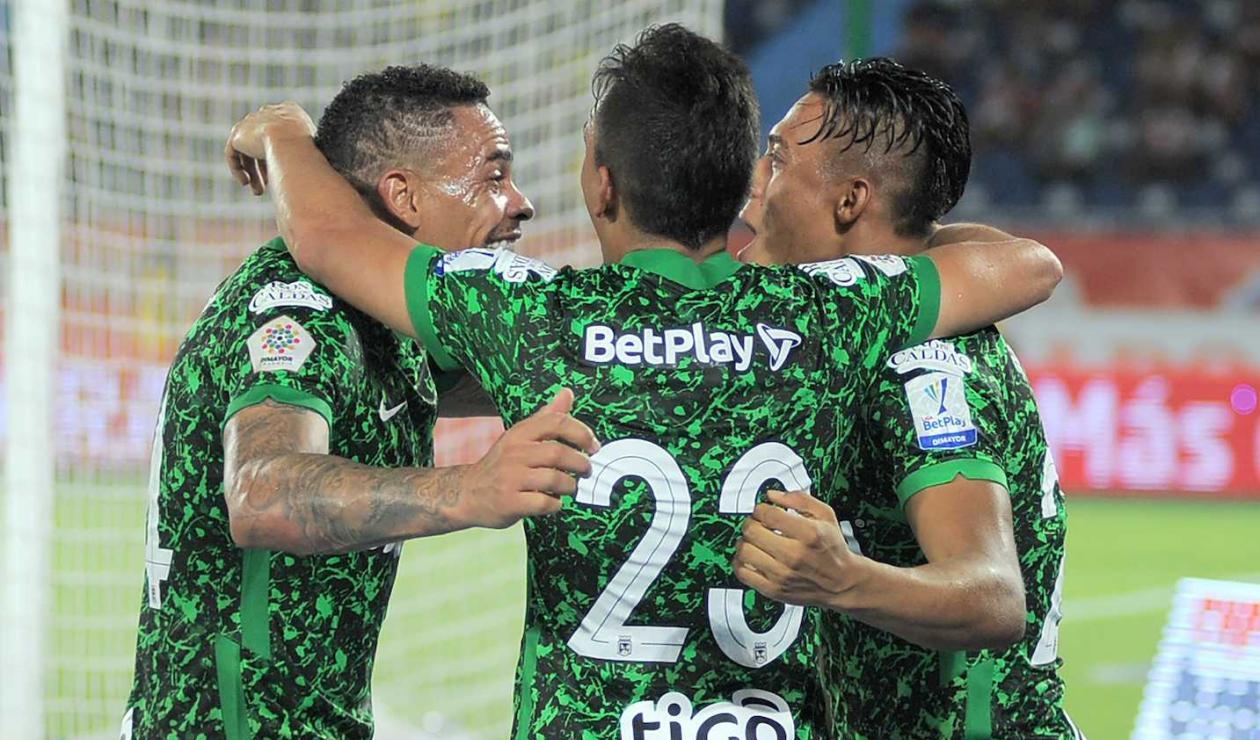 Atlético Nacional hoy, Liga Betplay noticias, Junior