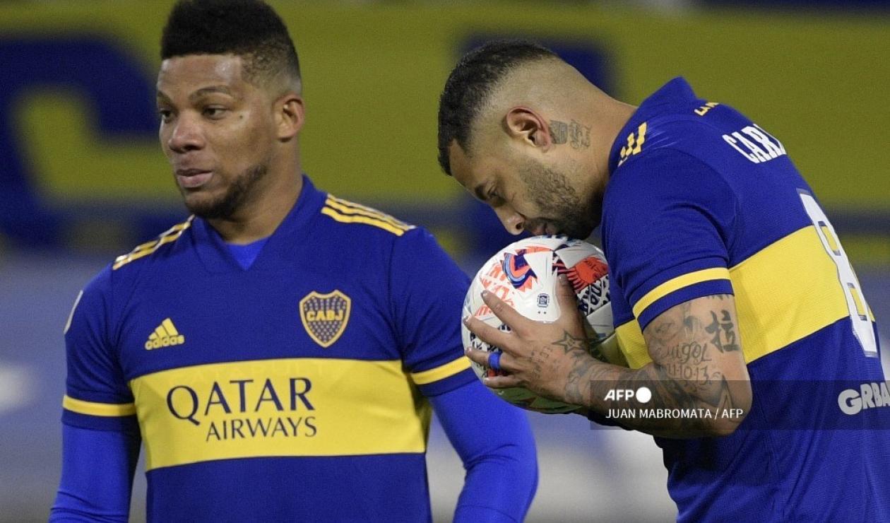 Boca Juniors 2021-II