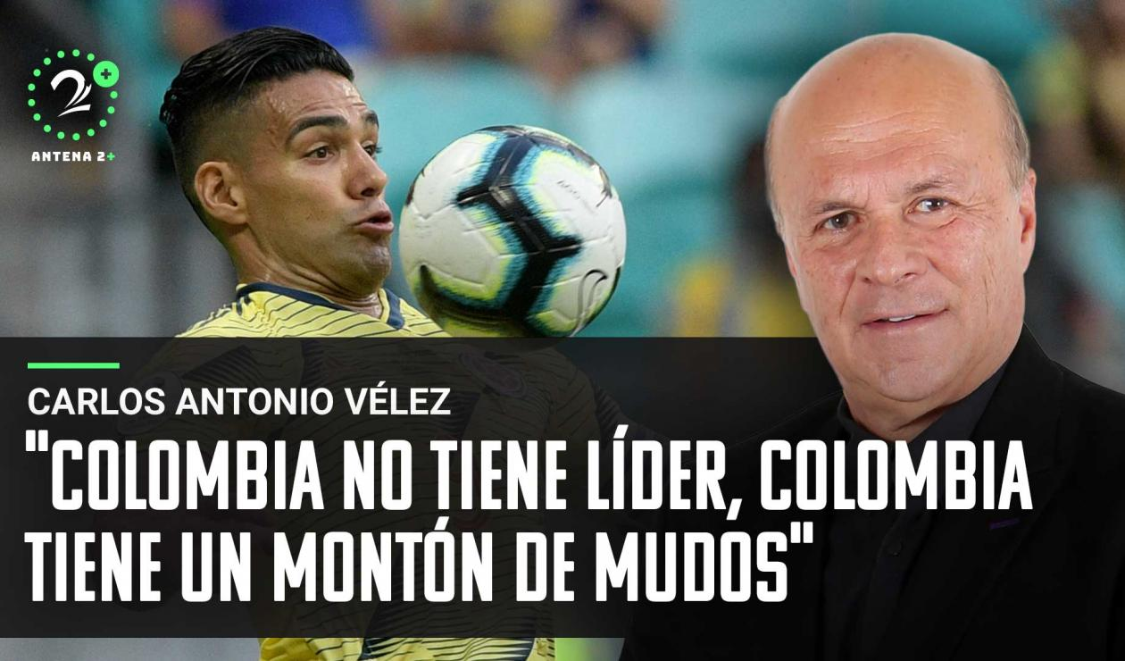 Carlos Antonio Vélez hoy, Palabras Mayores 14 septiembre 2021