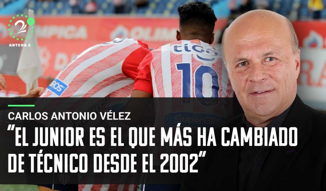 Carlos Antonio Vélez, Palabras Mayores del 17 de septiembre de 2021