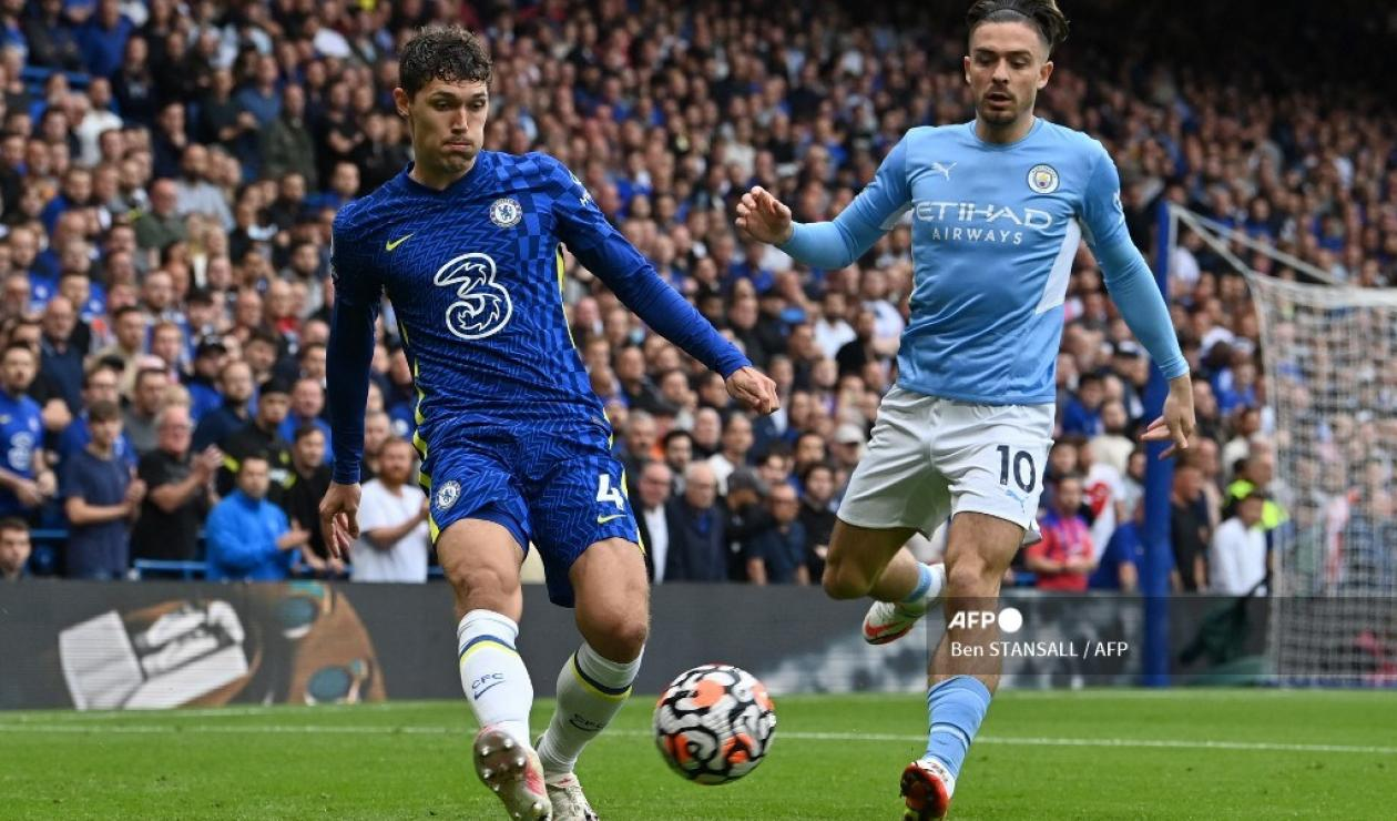 Chelsea vs Manchester City 2021-II