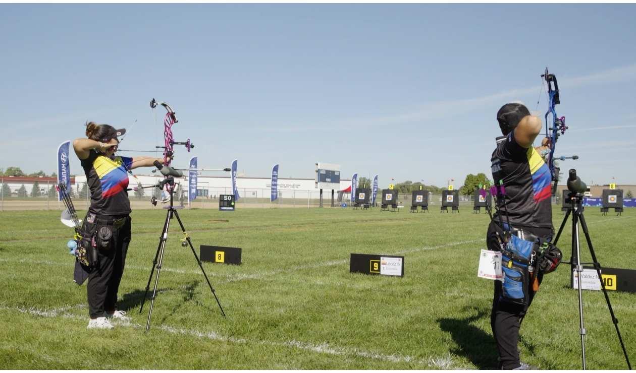 Colombia en el mundial de tiro con arco