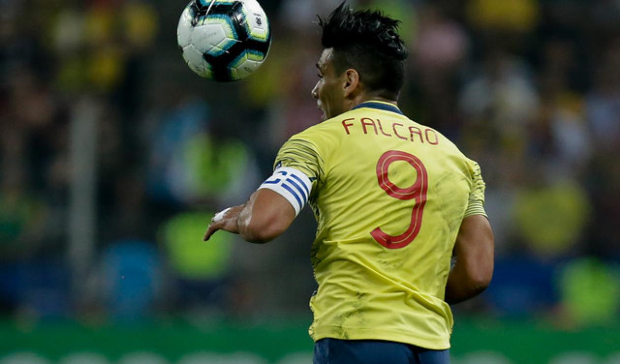 Radamel Falcao García, Selección Colombia