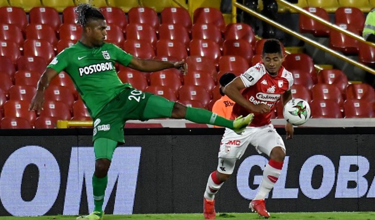 Santa Fe vs Nacional, Copa BetPlay