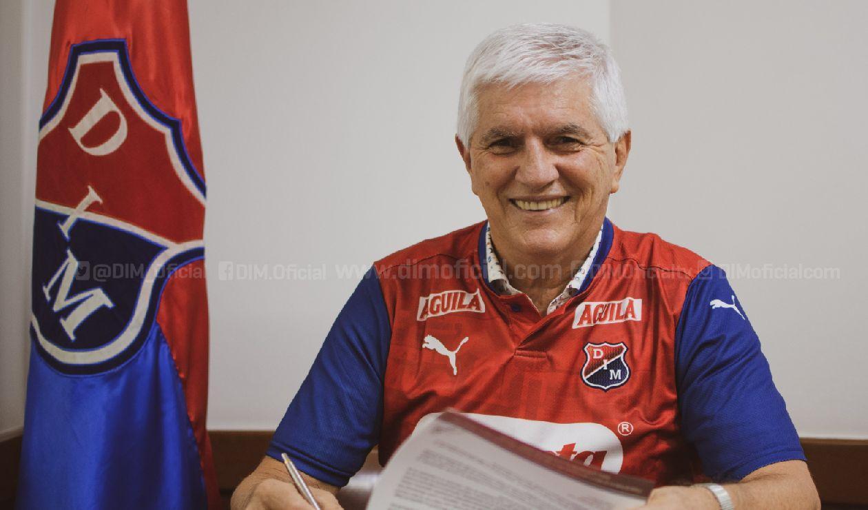 Julio Comesaña - Medellín