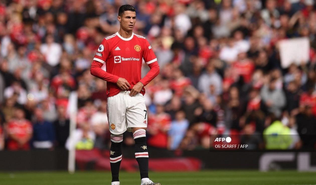 Cristiano Ronaldo, Manchester United 2021-II