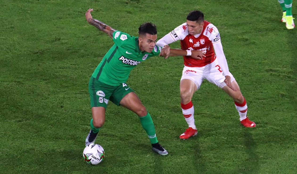 Santa Fe Vs. Nacional - Copa BetPlay