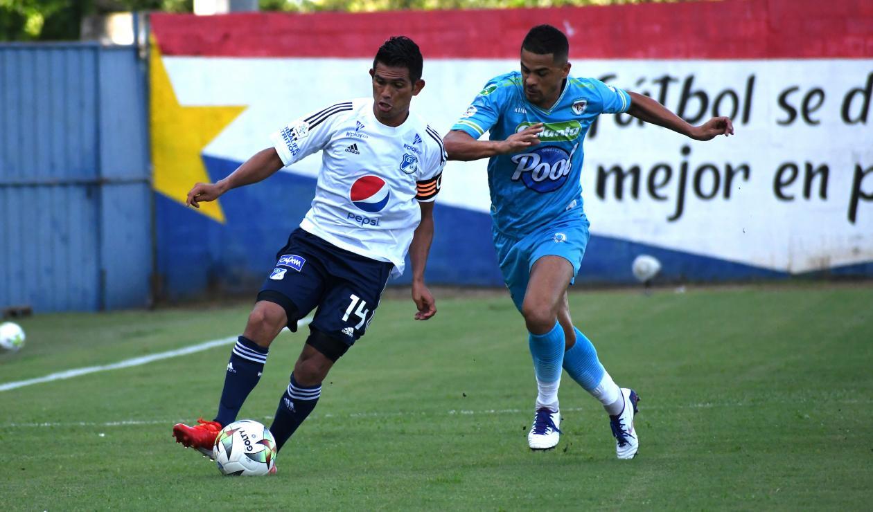 Jaguares vs Millonarios 2021-II