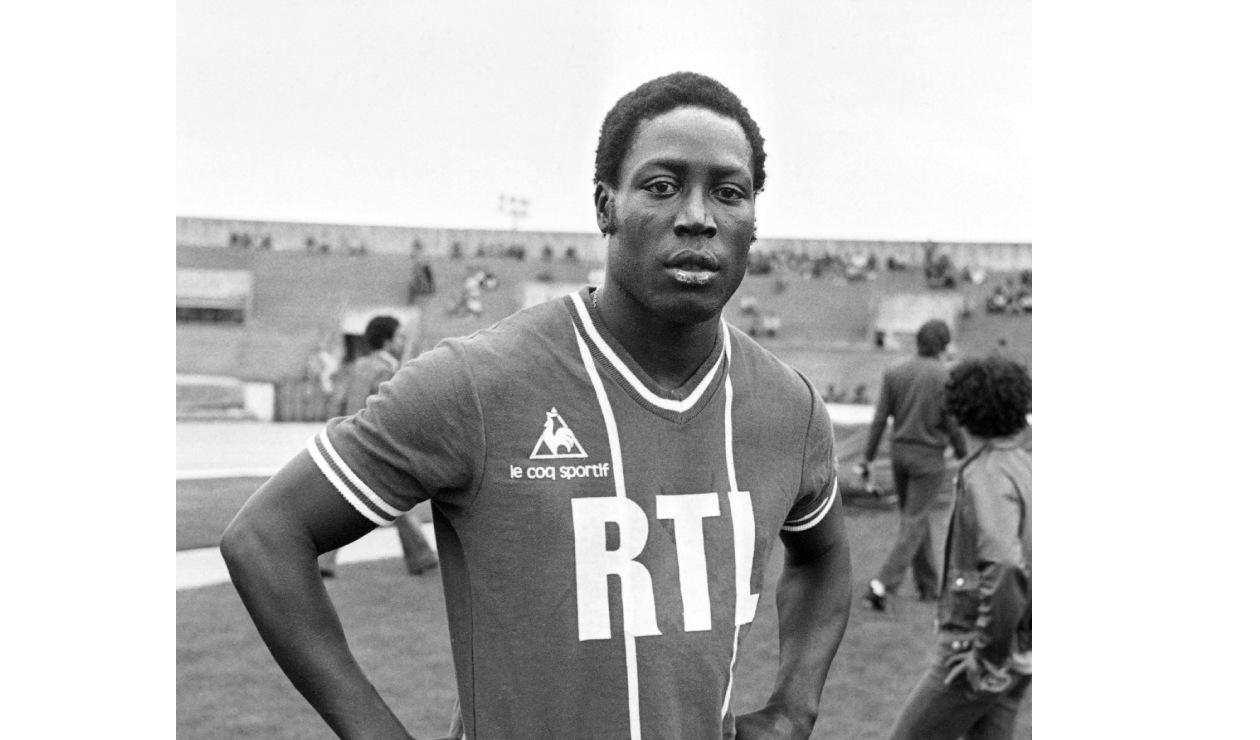 Murió Jean Pierre Adams, futbolista francés