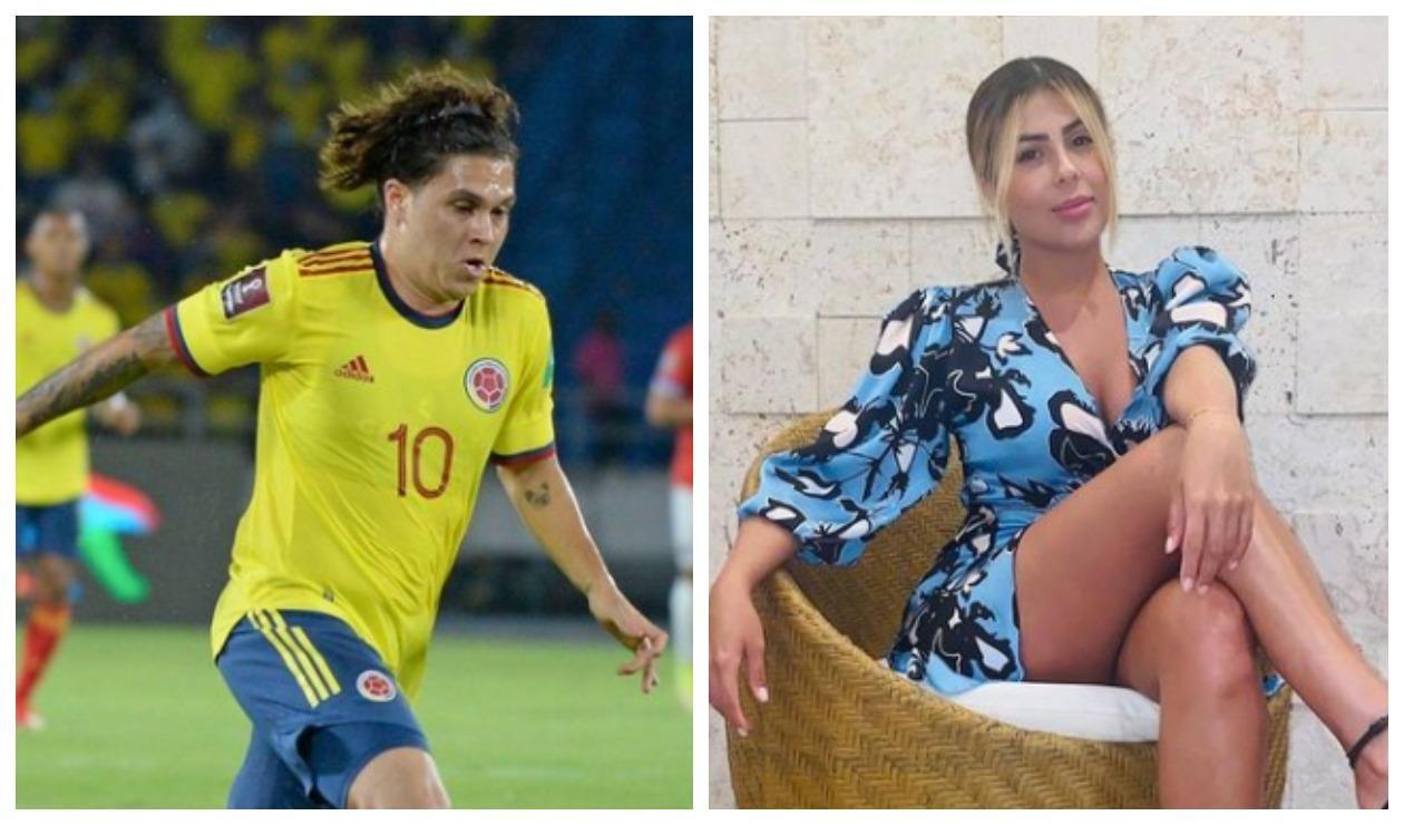 Juan Fernando Quintero noticias, Johanna Osorio, Selección Colombia