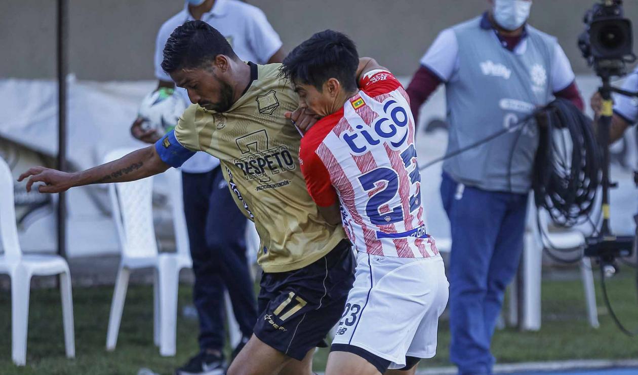 Junior vs Rionegro Águilas