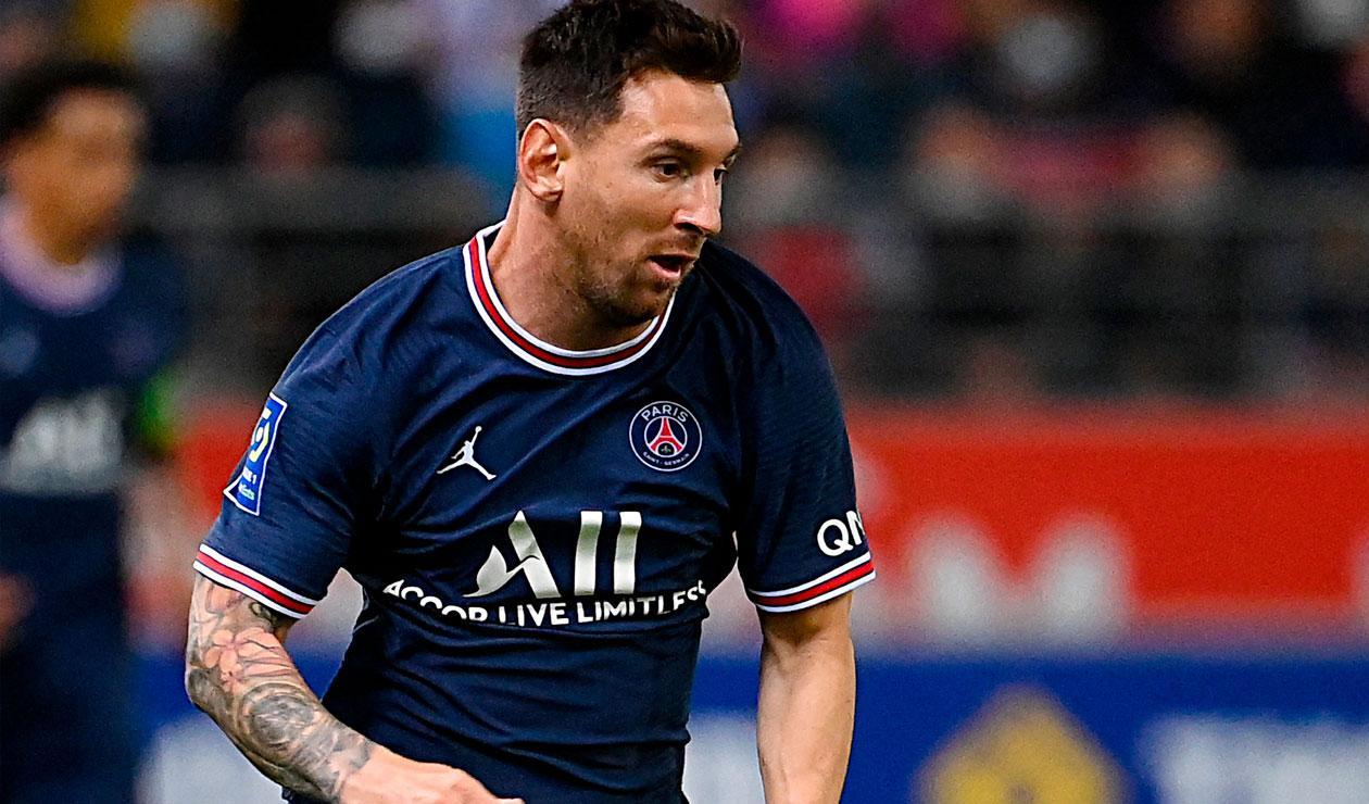 Lionel Messi noticias, Champions League hoy, Brujas vs PSG