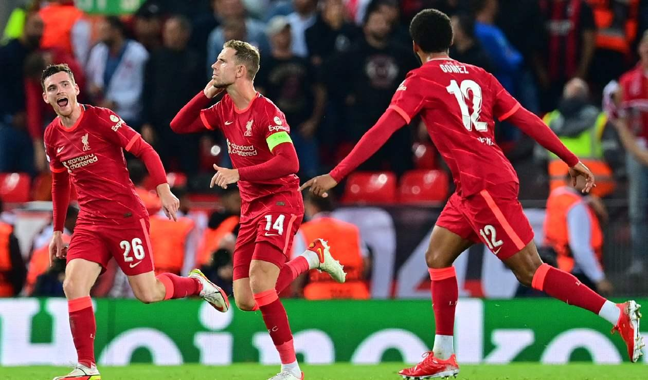 Liverpool Vs. Milan - 2021