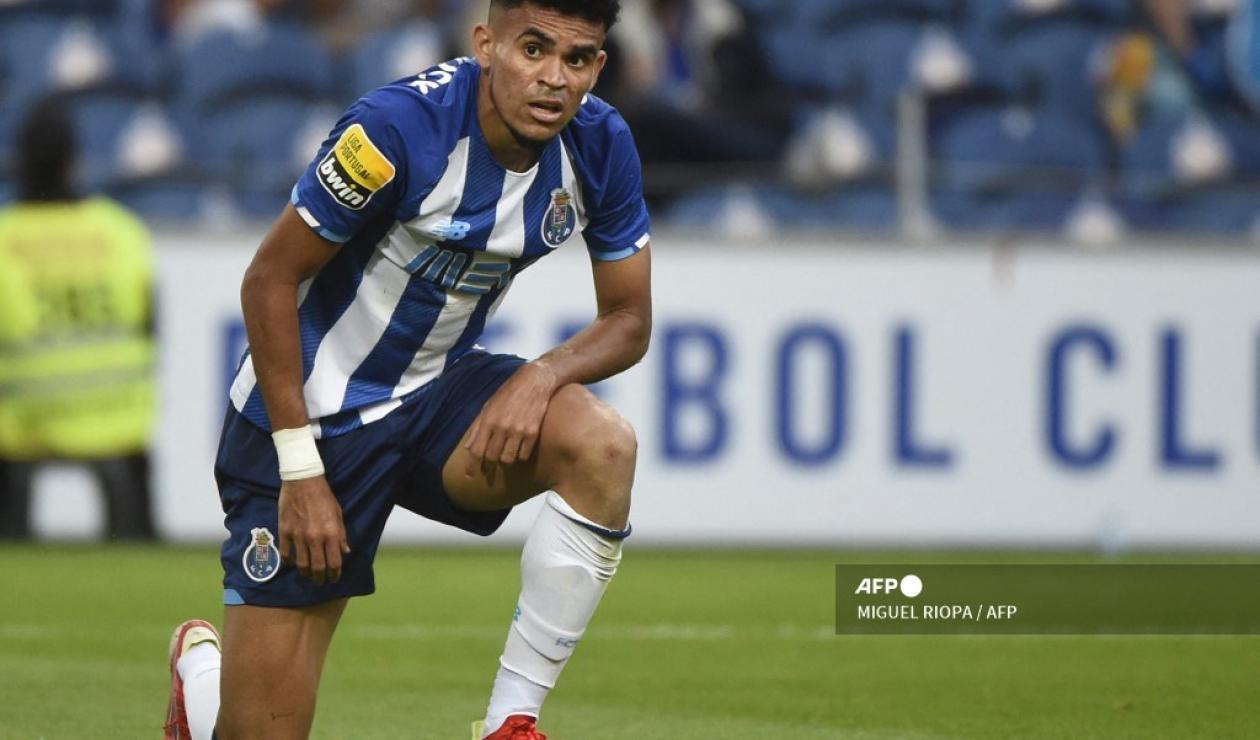 Luis Díaz, Porto 2021-II