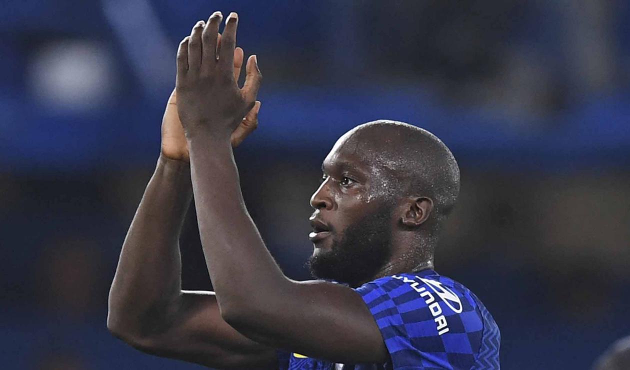 Lukaku, jugador del Chelsea