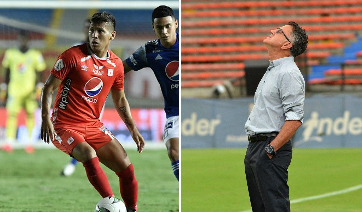 Rafael Carrascal y Juan Carlos Osorio