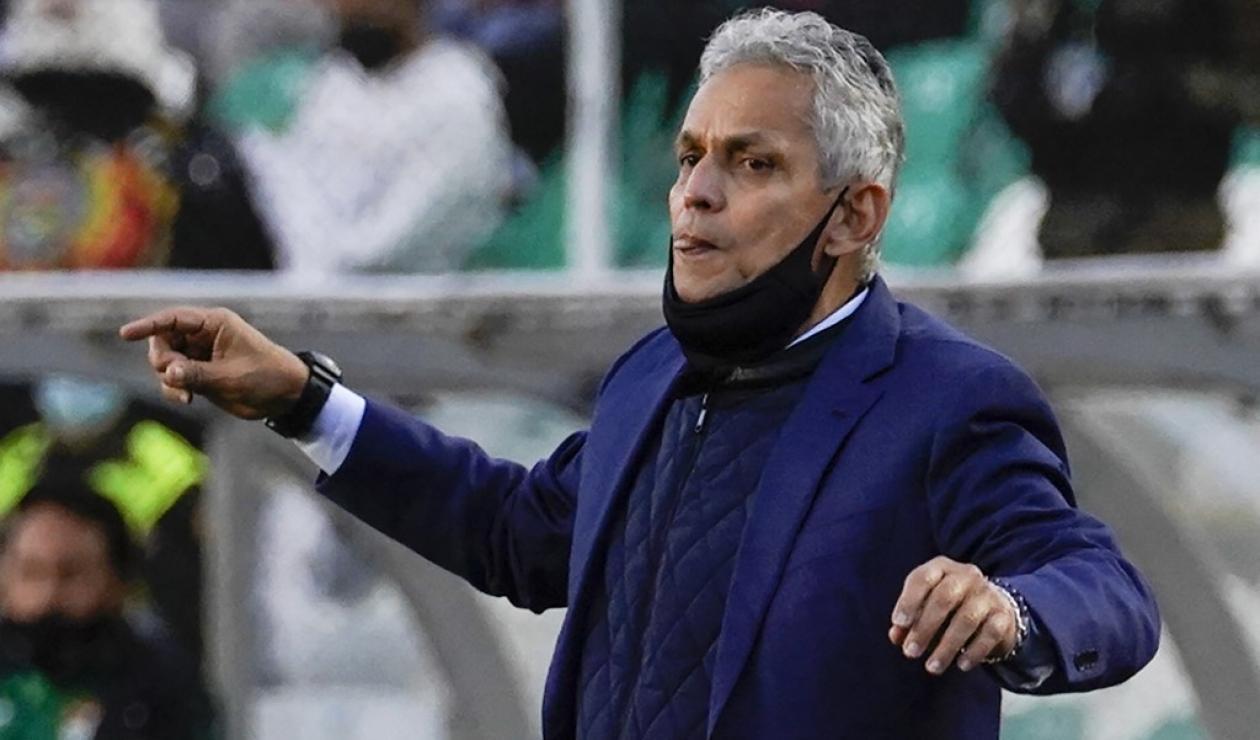 Reinaldo Rueda, técnico de Colombia 2021-II