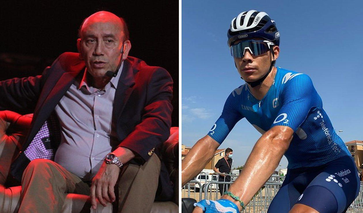 Fabio Parra y Miguel Ángel López