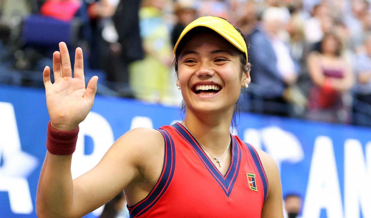 Raducanu, US Open