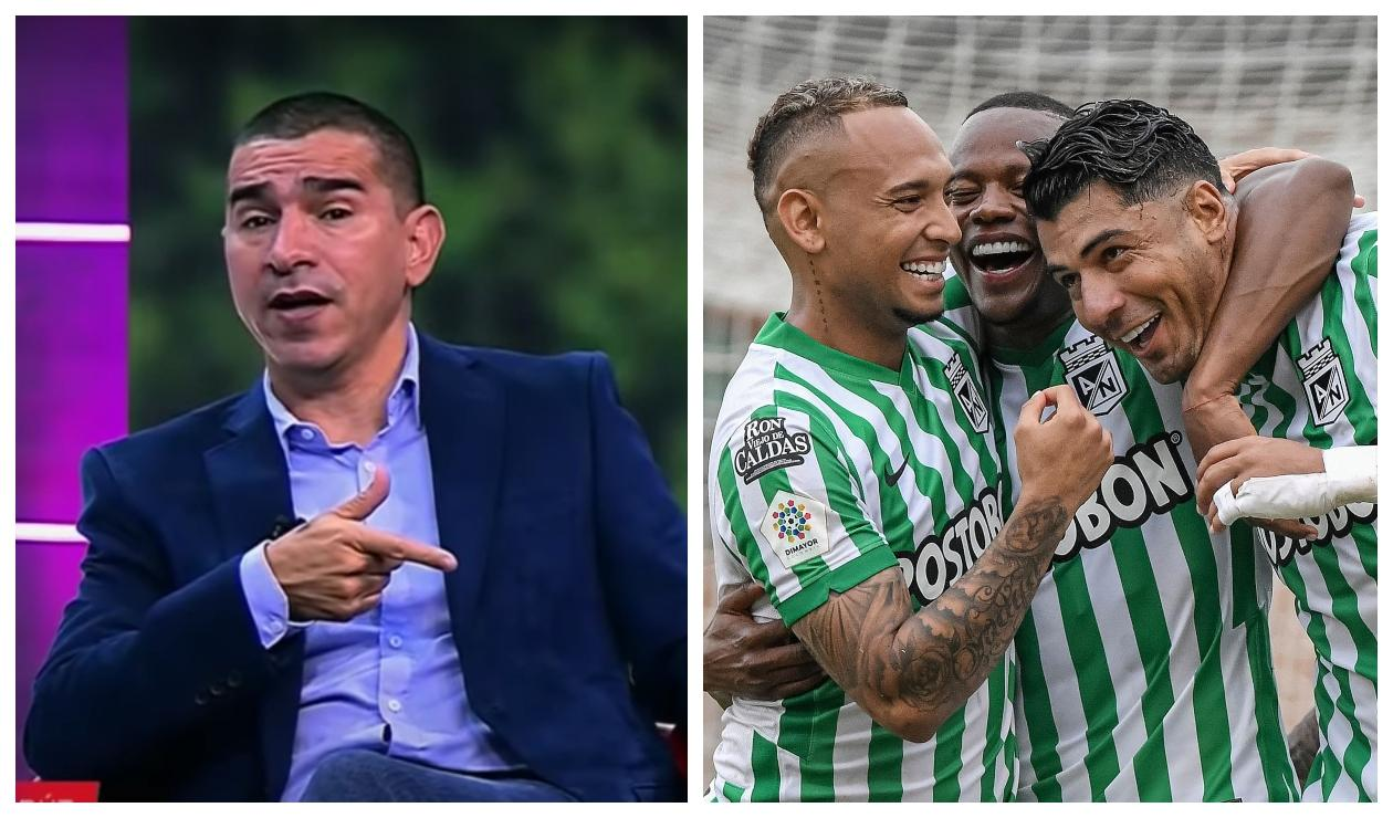 Victor Aristizábal y Nacional 2021