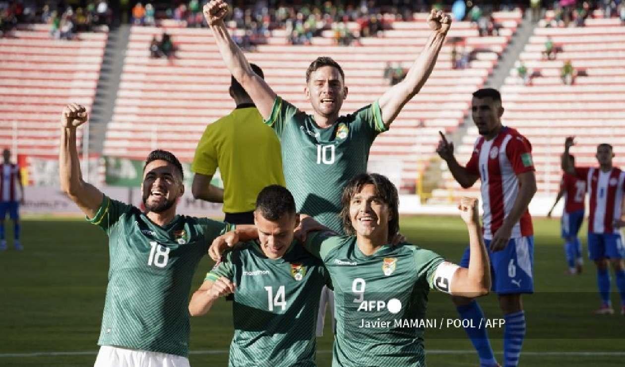 Bolivia vs Paraguay, Eliminatoria a Qatar 2022