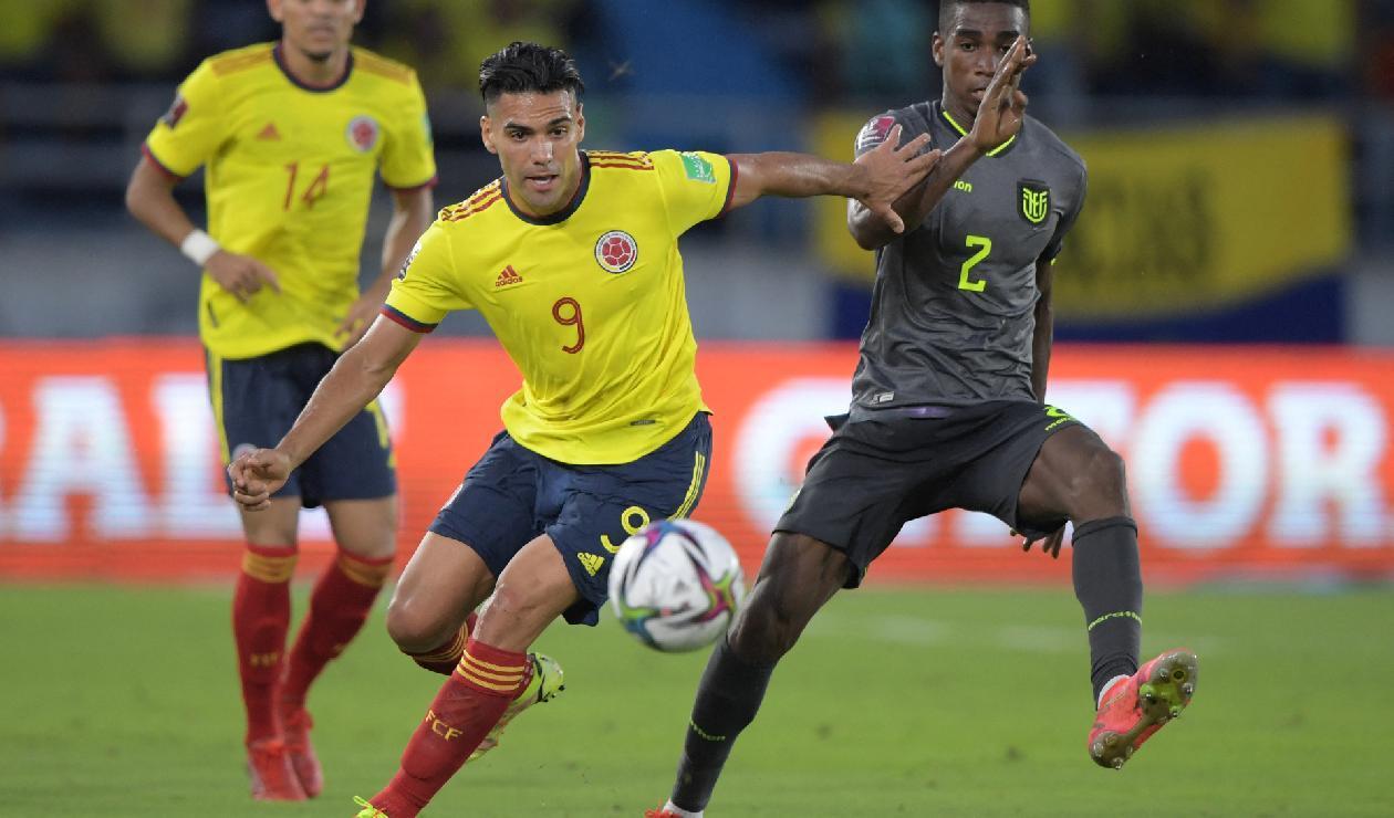 Selección Colombia - 2021