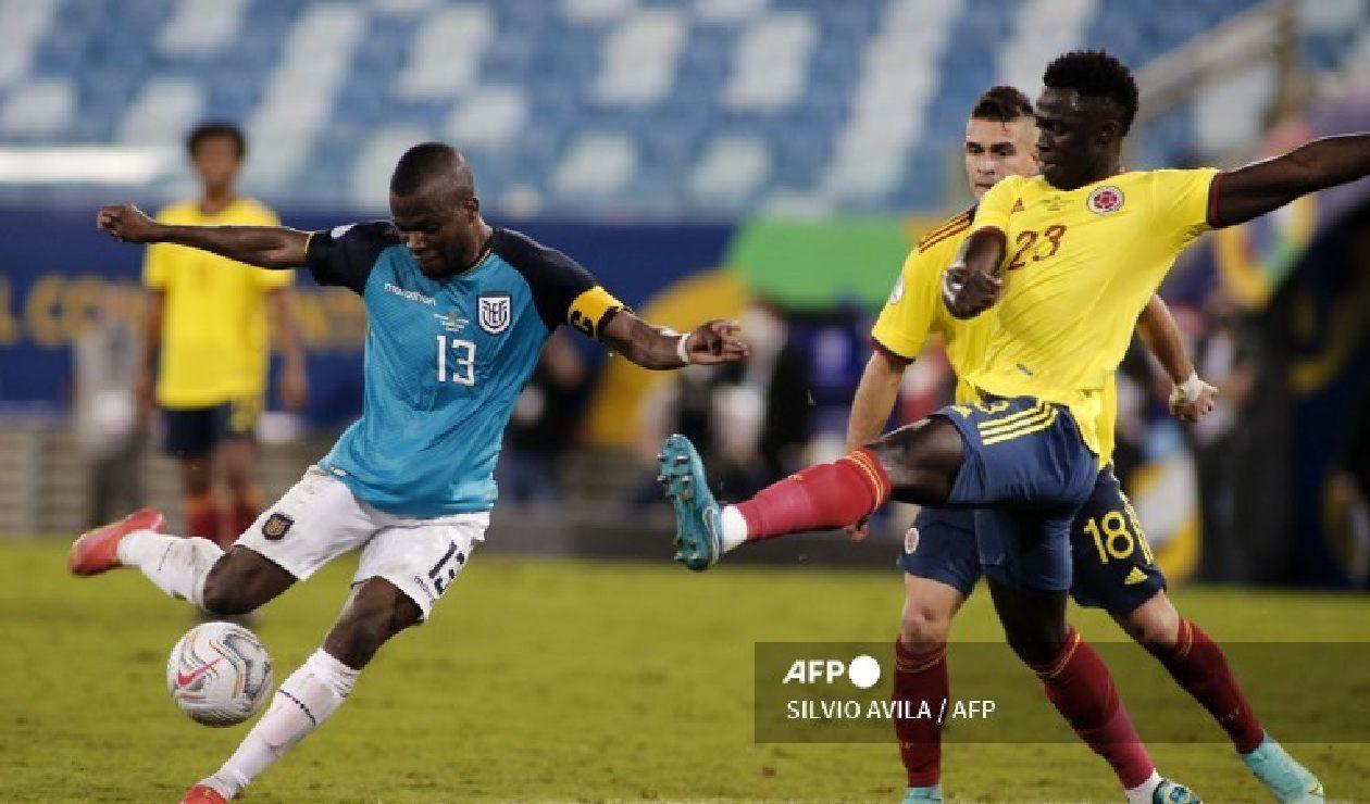 Colombia vs Ecuador, 2021