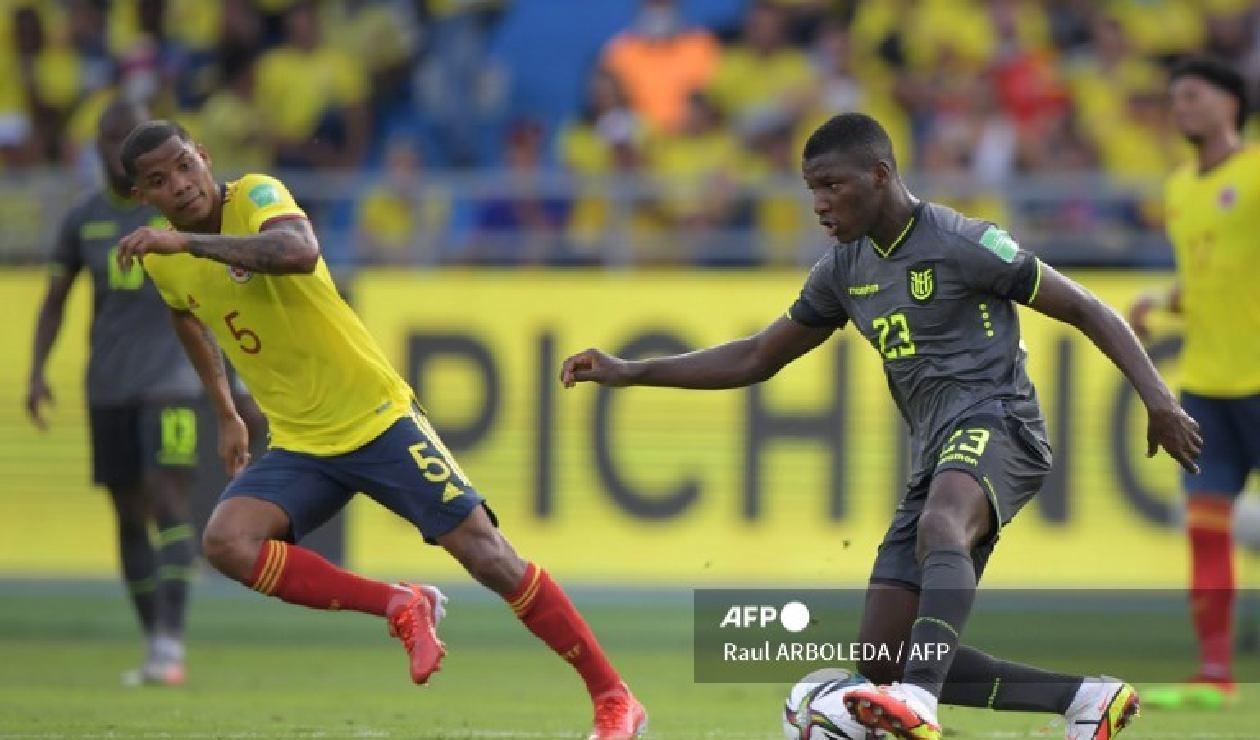 Colombia vs Ecuador, Eliminatoria Qatar 2022