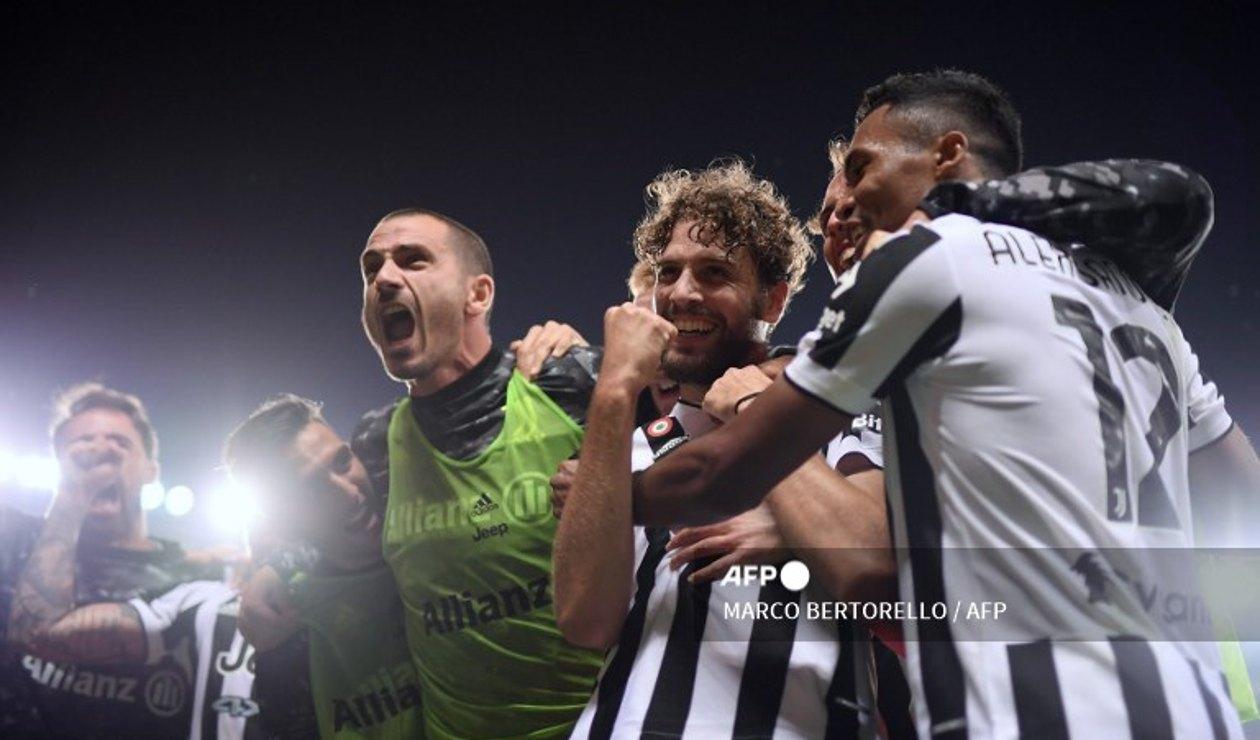 Juventus vs Torino, Serie A