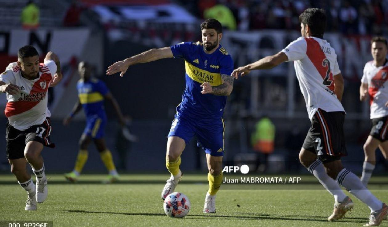 River vs Boca, 2021
