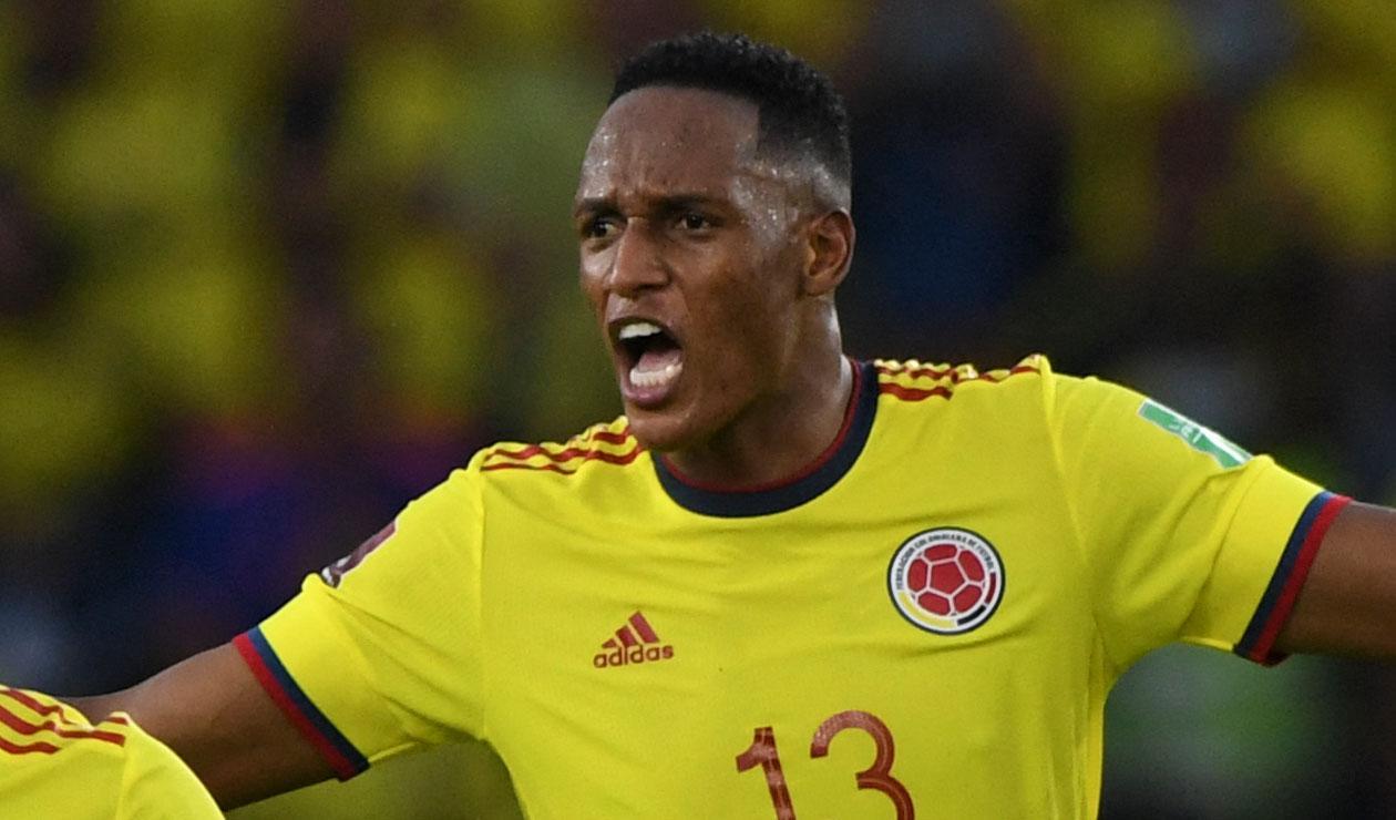 Selección Colombia, Yerry Mina, Eliminatorias sudamericanas