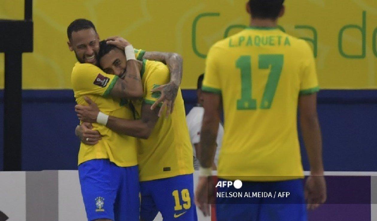 Selección Brasil VS Uruguay, Eliminatoria Qatar 2022