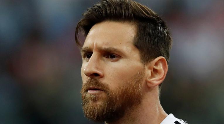 Lionel Messi no pudo despertar de la pesadilla a Argentina