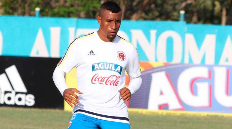 Farid Díaz se incorporará a la Selección Colombia para reemplazar a Frank Fabra