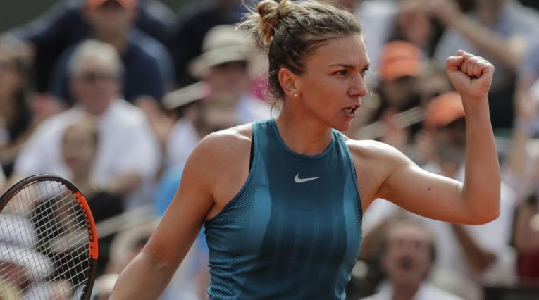 Simona Halep conquistó su primer título en un Grand Slam