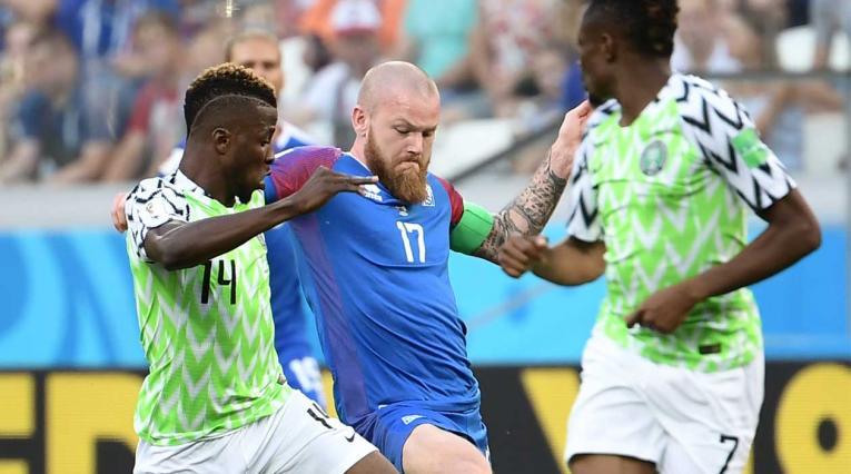 Argentina, pendiente del resultado de Nigeria-Islandia