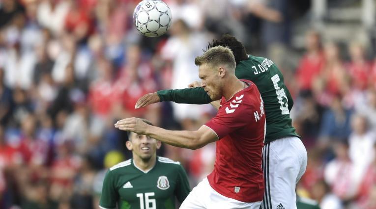 México Vs Dinamarca, partido amistoso previo a la Copa Mundo Rusia 2018