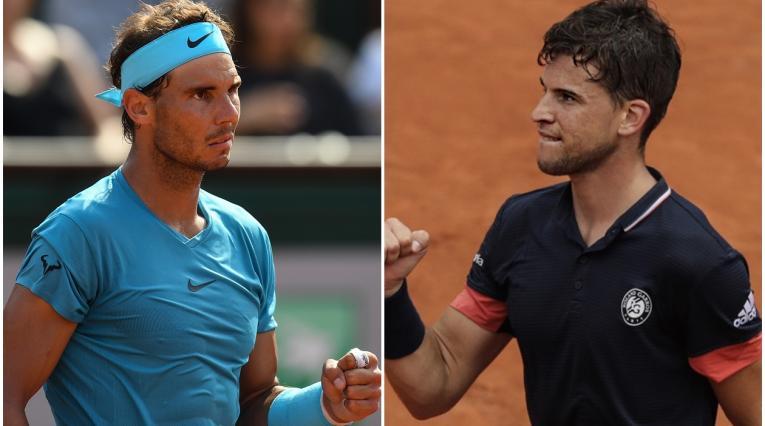 Nadal enfrentará a Thiem en la final del Roland Garros