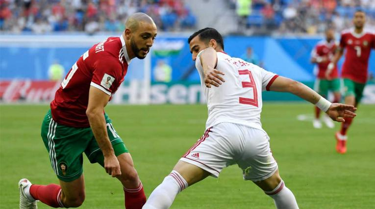 Marruecos e Irán abriendo el grupo B del Mundial