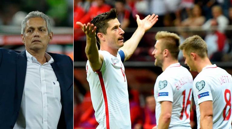 "Reinaldo Rueda considera un ""plus"" a Robert Lewandowski en el Mundial"