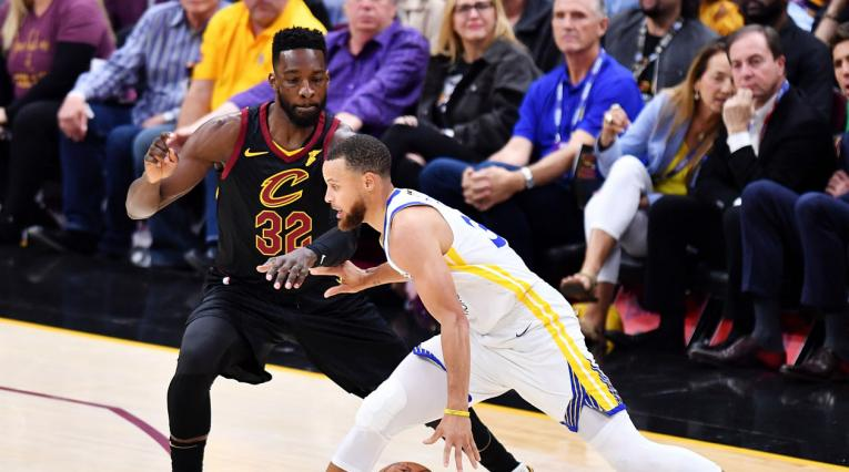 Warriors barrieron en la final con los Cleveland Cavaliers