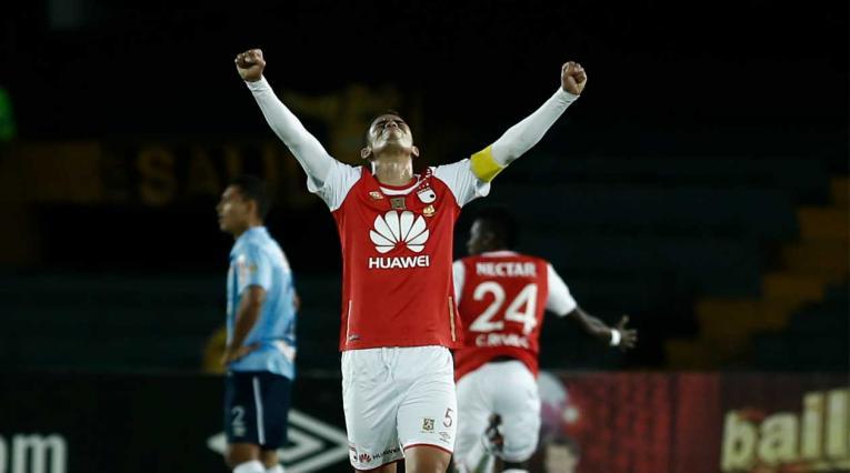 Yulián Anchico retornaría a Independiente Santa Fe para el segundo semestre de 2018