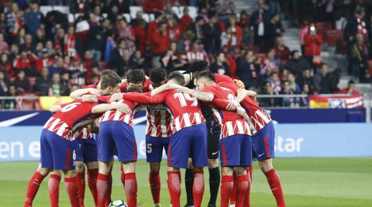 Atlético de Madrid 2018