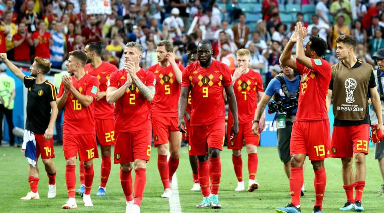 Bélgica Rusia 2018